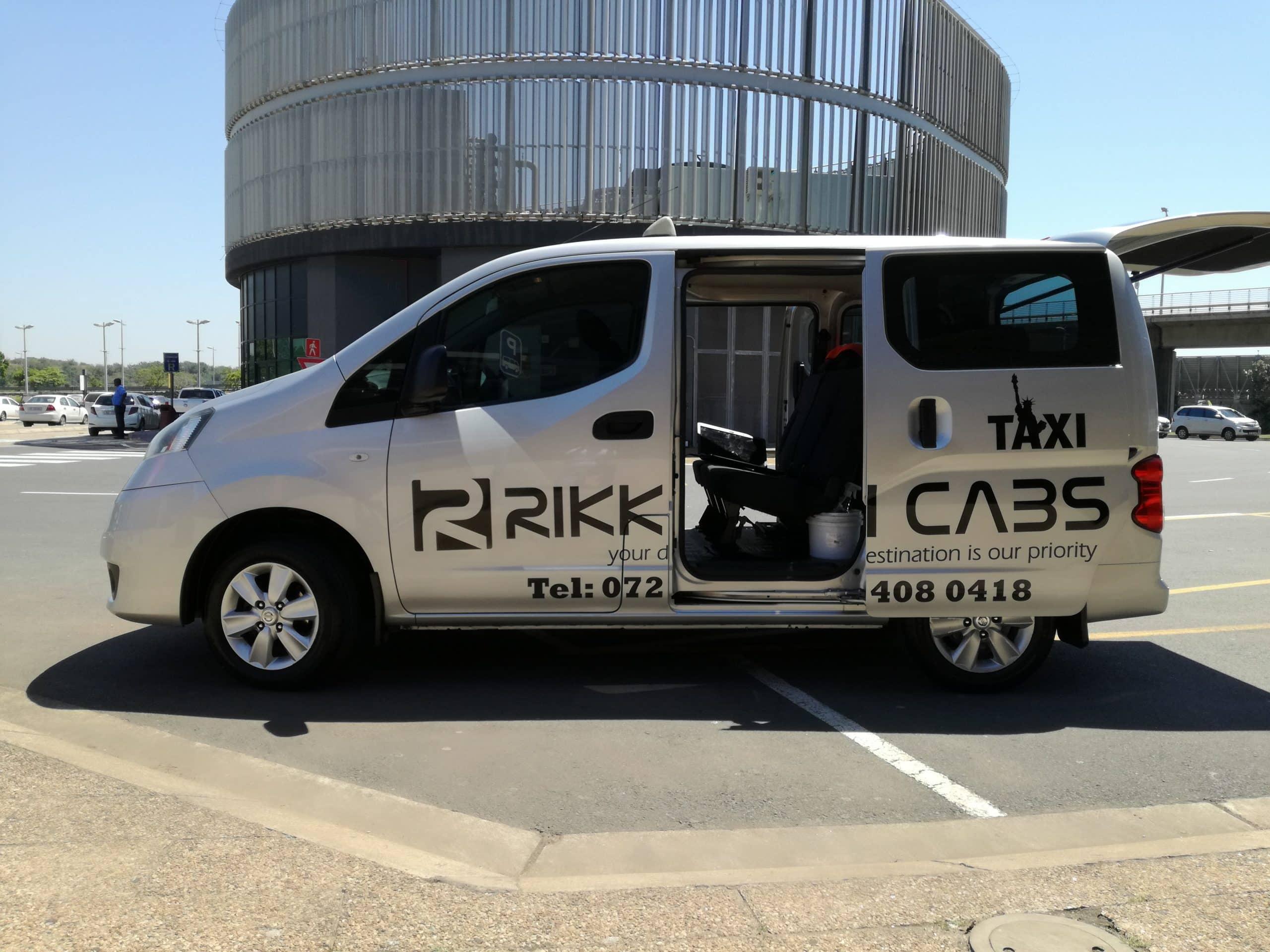 king shaka airport taxi